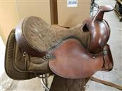 "Big Horn 16"" Roping Western Saddle"
